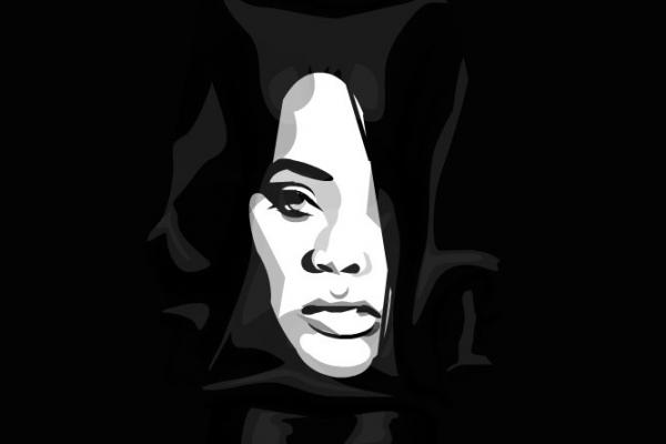 Rihanna by ggildi